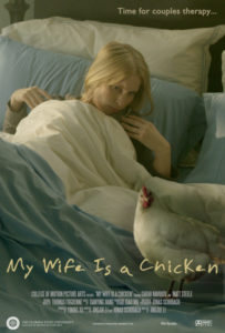 My Wife is a Chicken<p>(United States)