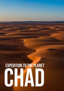 EXPEDITION TO THE PLANET CHAD<p>(Ukraine)