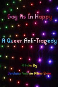 Gay as in Happy: A Queer Anti-Tragedy<p>(Canada)