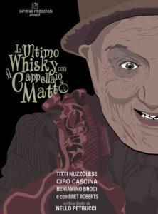 L'ultimo whisky con il cappellaio matto<p>(Italy)