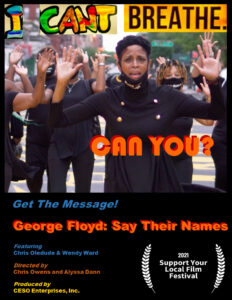 GEORGE FLOYD: SAY THEIR NAMES <p>(United States)